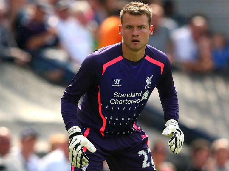 Simon Mignolet: Has impressed for Liverpool