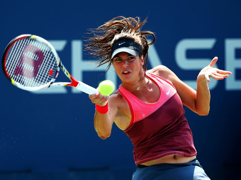 Ajla Tomljanovic: Bittersweet victory in Quebec City