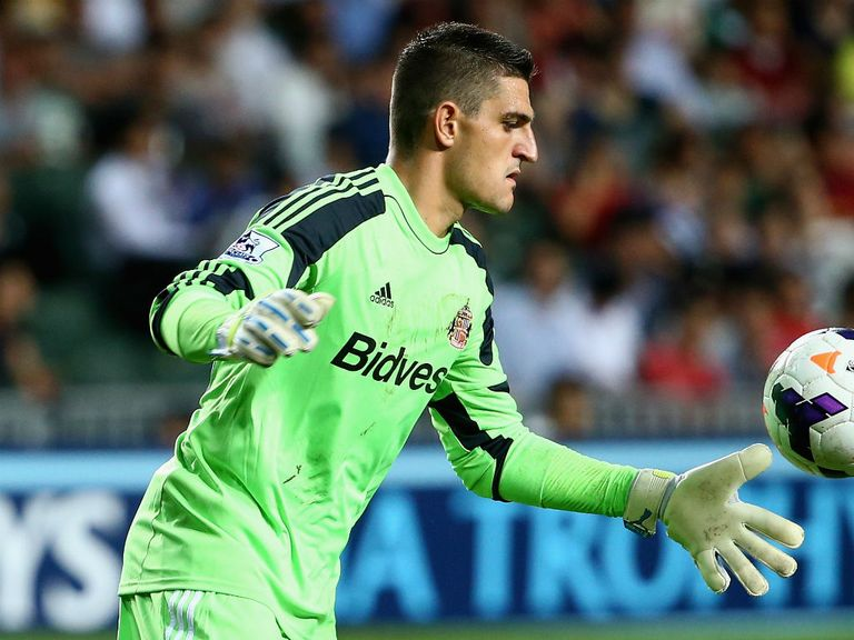 Vito Mannone: Confident Sunderland can avoid relegation
