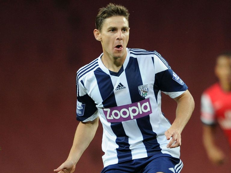 Zoltan Gera: Yet to find out if he will stay at West Brom