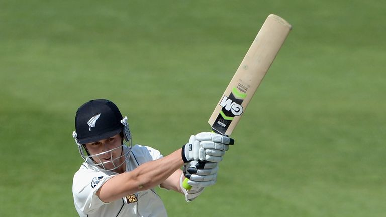 Trent Boult: Along with BJ Watling helped New Zealand record their second-highest 10th wicket partnership