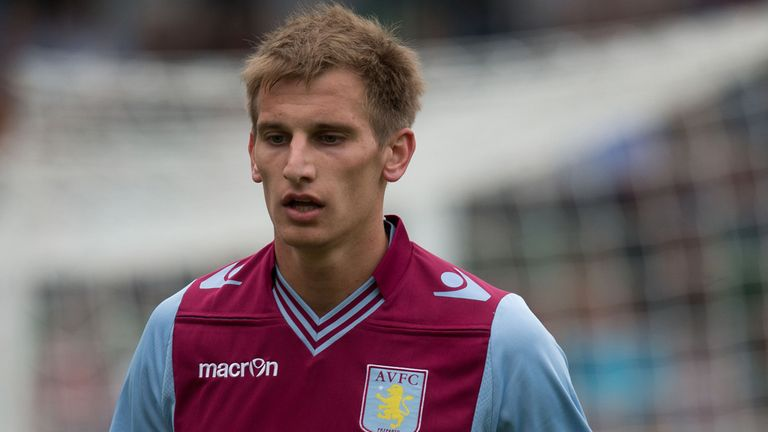 Marc Albrighton: Aston Villa winger wants new contract