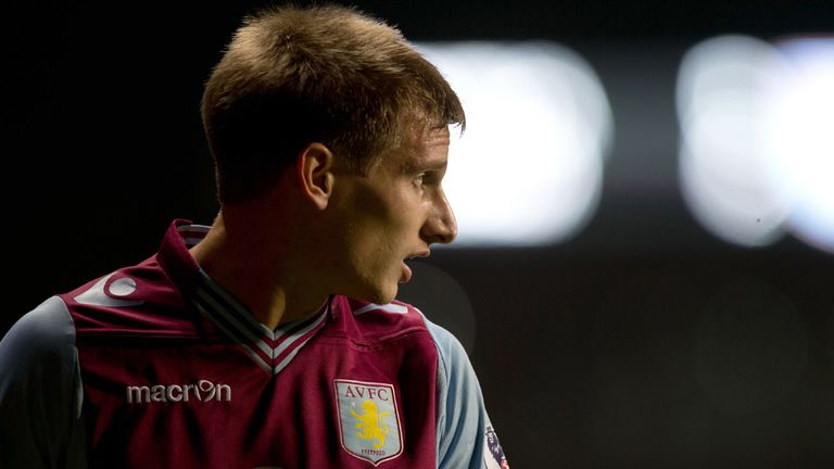Marc Albrighton: Aston Villa midfielder set for contract talks