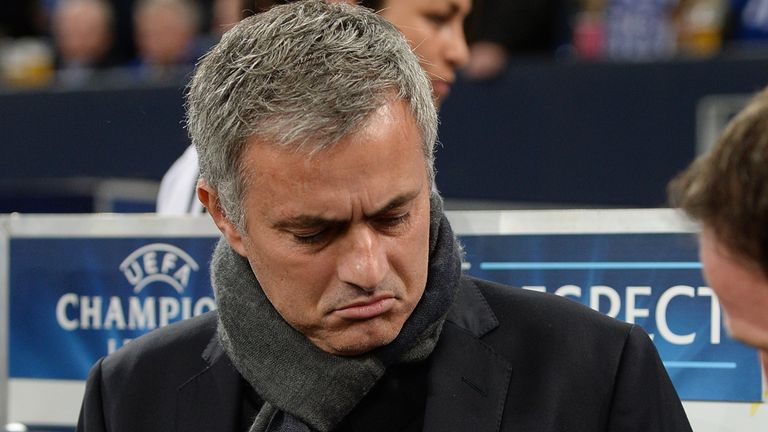 Jose Mourinho: Chelsea boss says win has put his side in good position