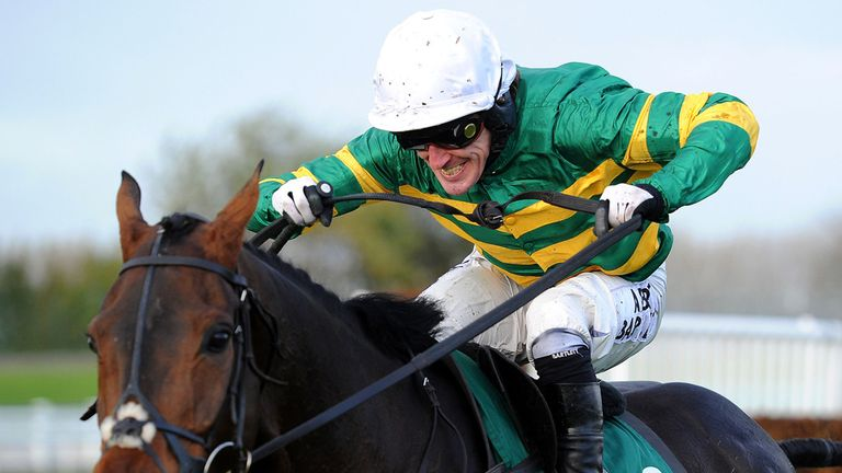 Tony McCoy: Closing on an incredible 4000 winners