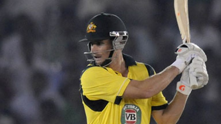 Adam Voges: Ruled out of England warm-up