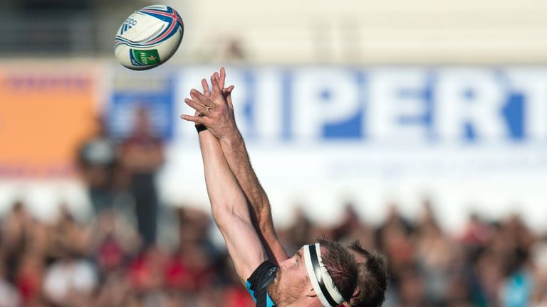 Glasgow skipper Al Kellock disappointed Exeter picked up a late losing bonus point on Sunday