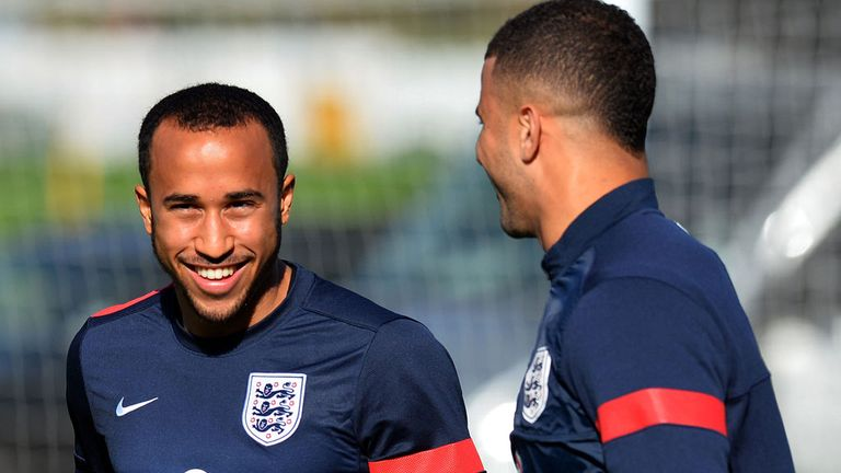 Andros Townsend: Steps up to make England debut