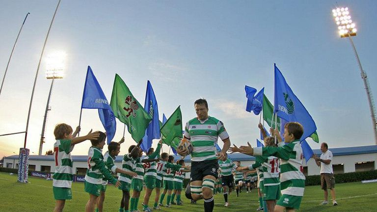 Treviso will run out for Heineken Cup opener