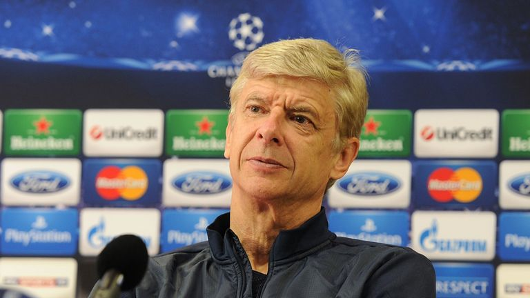 Arsene Wenger: Happy with Arsenal's form but hopeful of further improvement