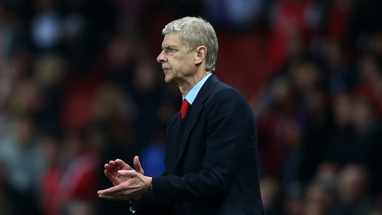 Arsene Wenger: Applauds Arsenal fans for helping to boost confidence