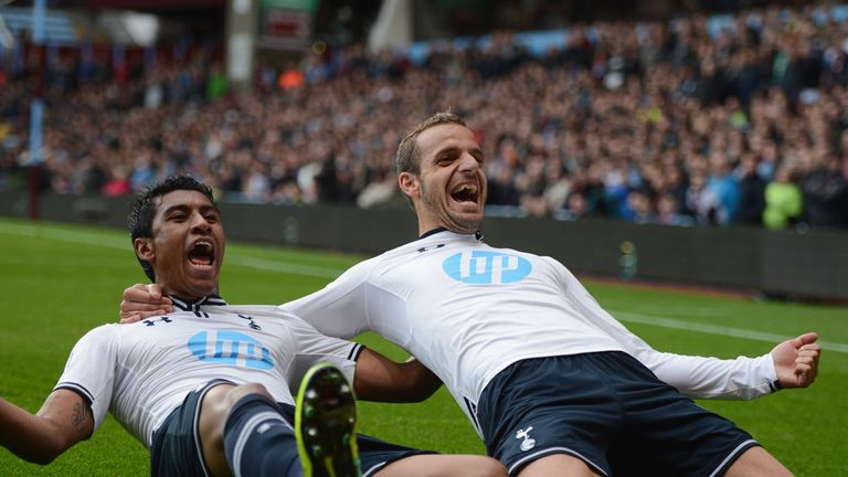 Roberto Soldado: Tottenham striker has vowed to battle on