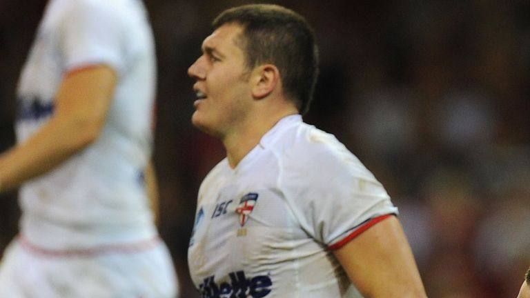 Brett Ferres: England star facing ban