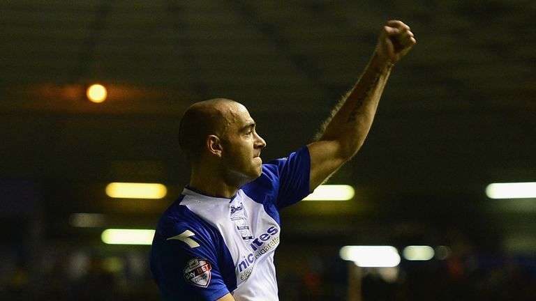 David Murphy: Birmingham defender has retired from the game