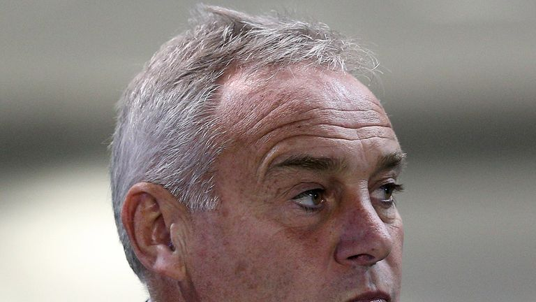 Dave Jones: Unhappy with his players