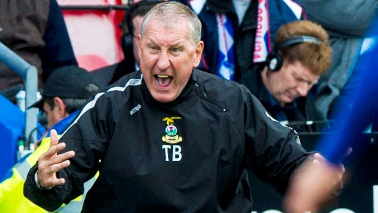 Terry Butcher: Being linked with vacant managerial post at Easter Road