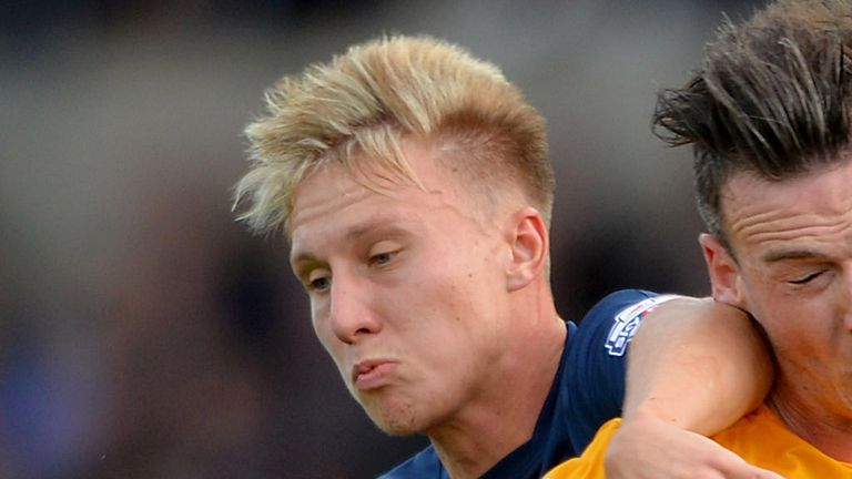 Cauley Woodrow: Striker has extended his loan at Southend