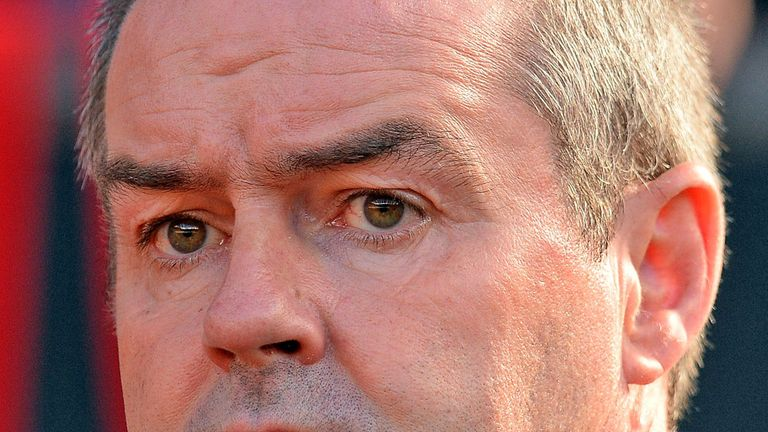 Steve Clarke: Happy with valuable point