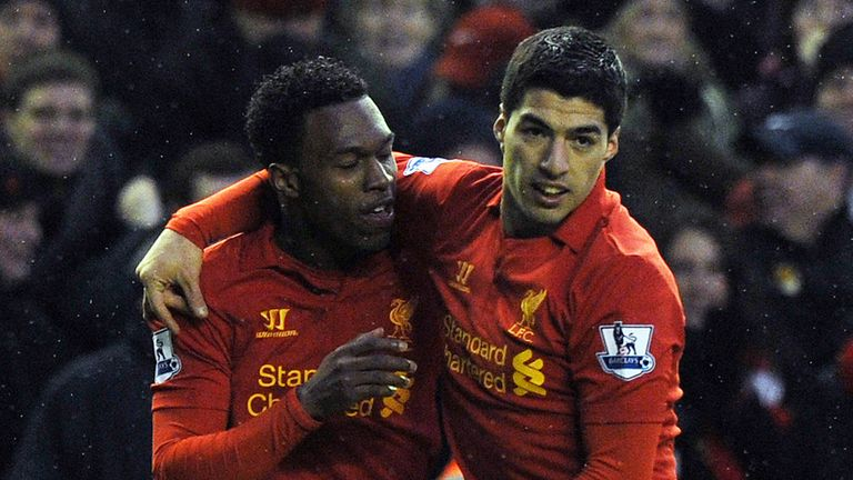 Luis Suarez and Daniel Sturridge: Liverpool's deadly duo praised by Lucas Leiva