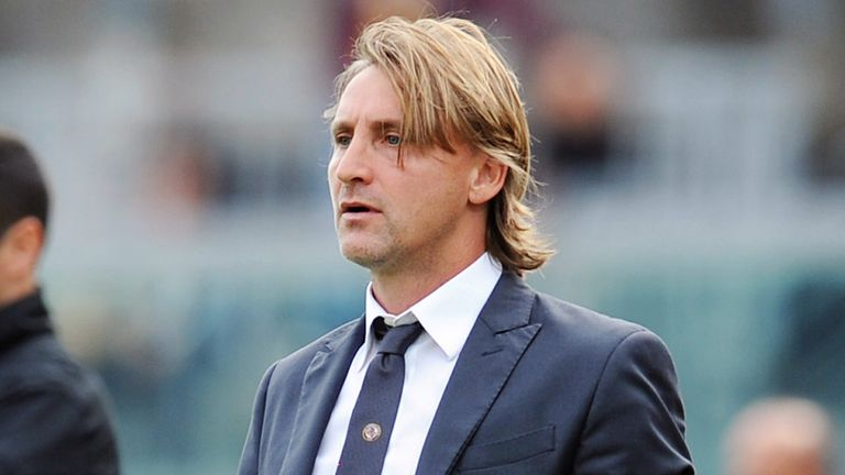 Davide Nicola: Livorno manager relieved of his duties