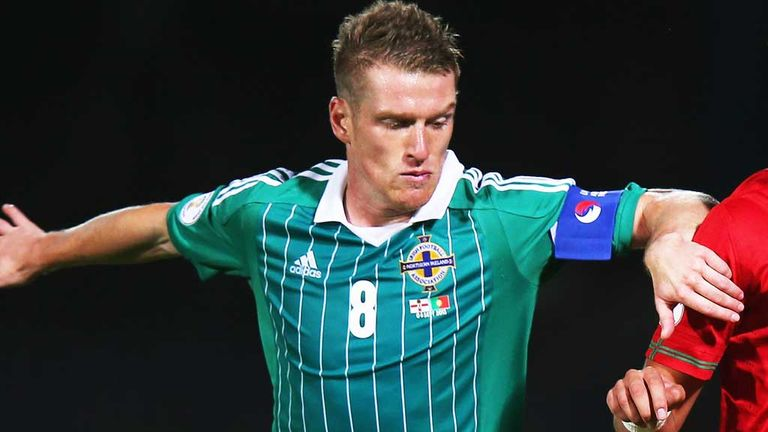 Steven Davis: Hopes confidence will rise after Northern Ireland's draw in Israel