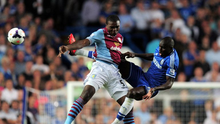 Jores Okore: Aston Villa defender hopes to be fit for start of next season