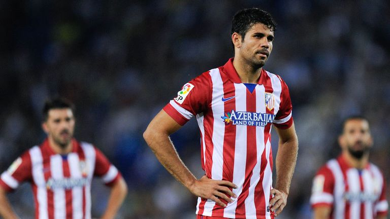 Diego Costa: Was granted Spanish nationality in July