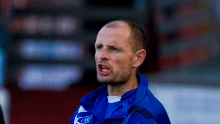 Allan Johnston: Delighted by ruthless Kilmarnock win