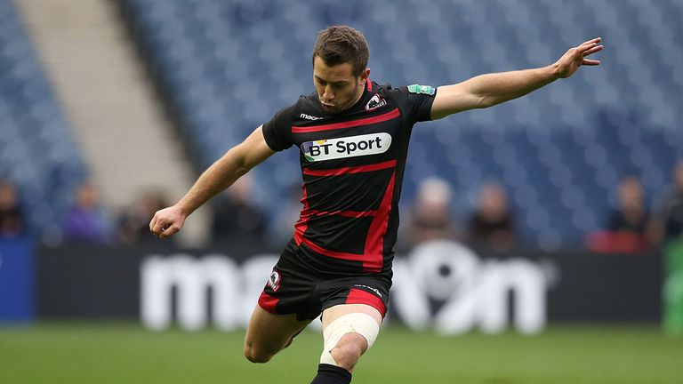 Greig Laidlaw: Is set to eb an influential figure for Edinburgh again
