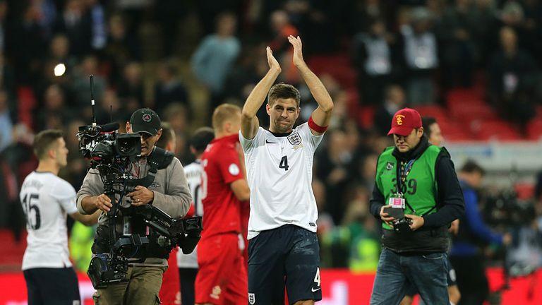 Steven Gerrard: Fans must be realistic