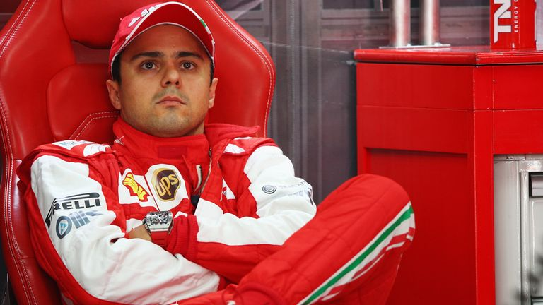 Massa: In talks with Williams