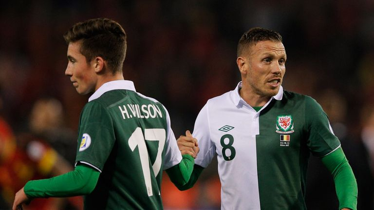 Craig Bellamy: Backing Harry Wilson to be a top player for Wales