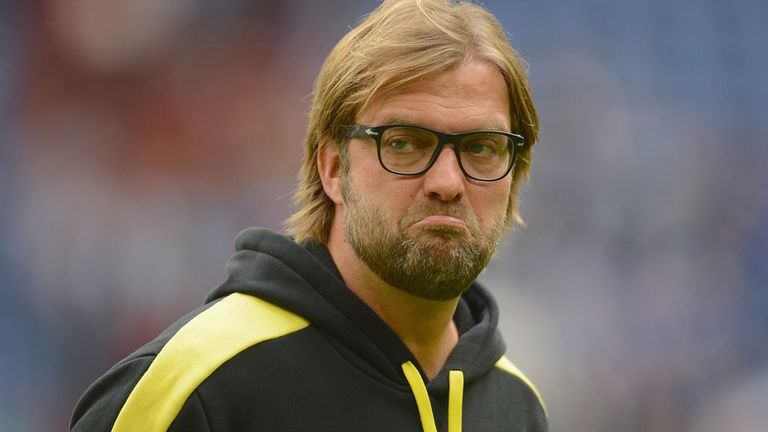 Jurgen Klopp extends his Borussia Dortmund contract by two more years until June 2018
