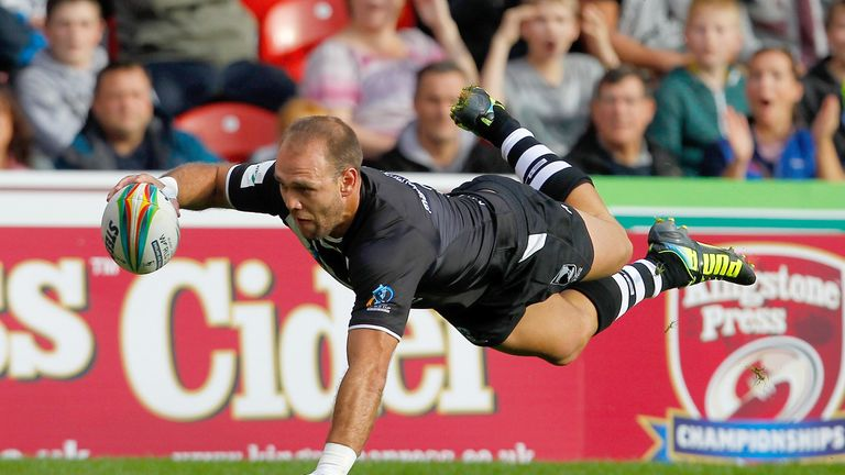 Jason Nightingale: Insists he is ready for New Zealand if called upon this weekend