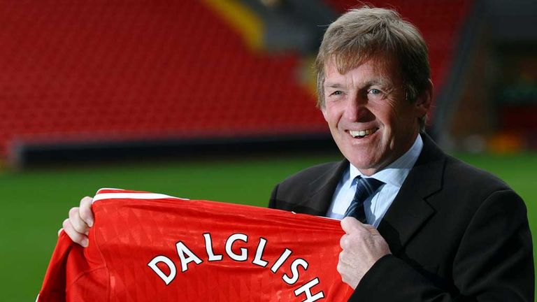 Kenny Dalglish: Liverpool legend returning to Anfield as a non-executive board director