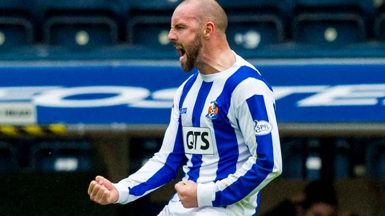 Kris Boyd: At his predatory best against Hearts