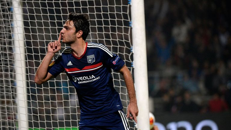 Clement Grenier: Lyon have rejected Newcastle bid
