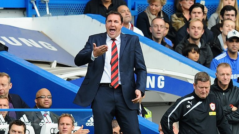 Malky Mackay: Control your passion in Swansea derby