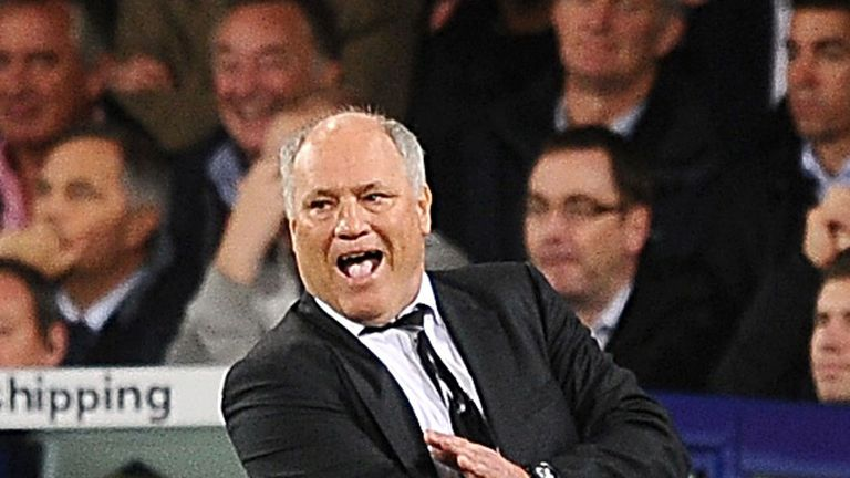 Martin Jol: Pressure is permanent but not affecting Fulham boss