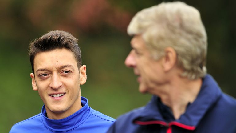 Arsene Wenger: Confident Ozil will be fit to face Norwich