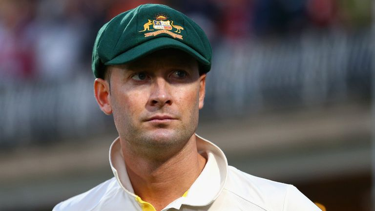 Michael Clarke: Set to play for New South Wales