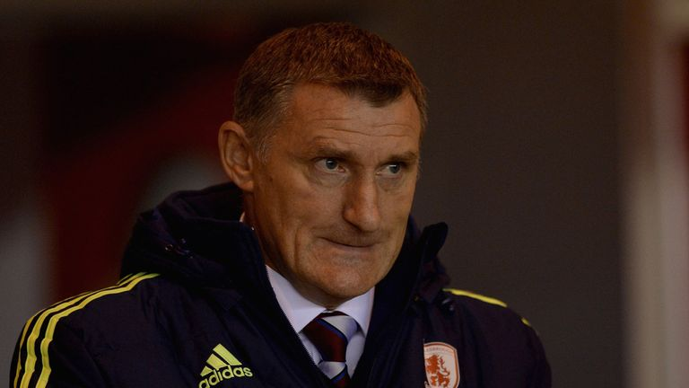 Tony Mowbray: Leaving the Riverside