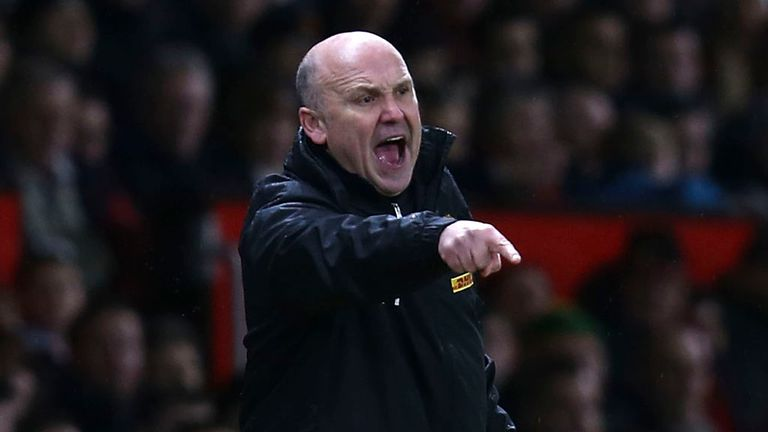 Mike Phelan: Keen to manage at Premier League level