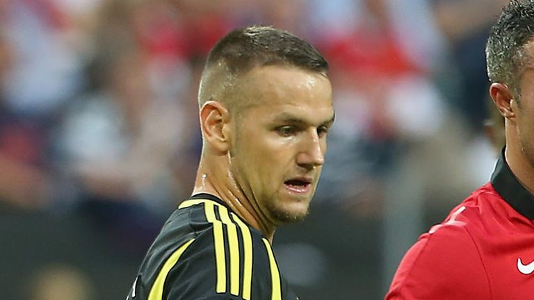 Alexander Milosevic: Attracting interest from Fulham
