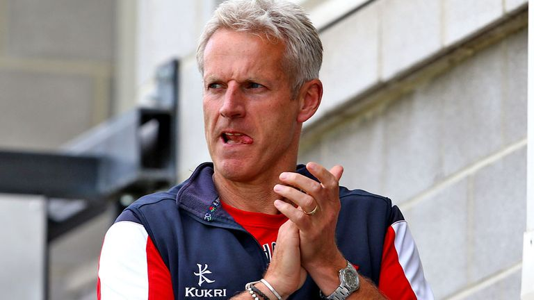 Peter Moores: Lancashire coach has been strongly linked with the England coaching job