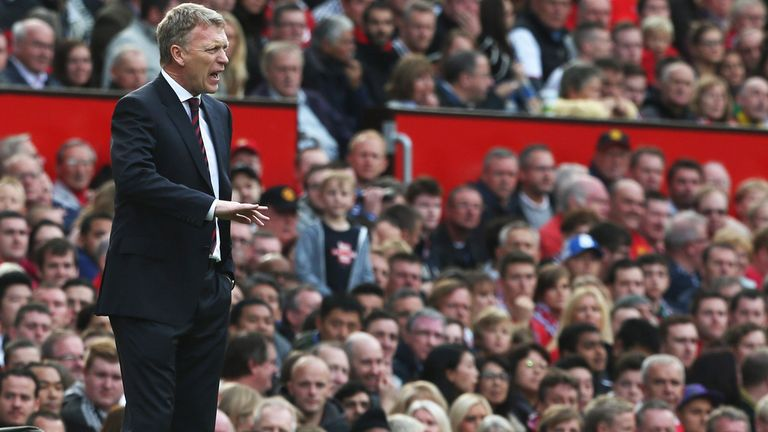 David Moyes: Unhappy with point