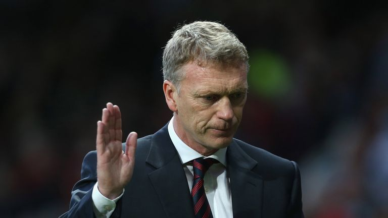 David Moyes: Is he capable of getting United out of trouble?