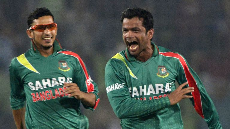 Abdur Razzak: Impressive record in Twenty20 cricket