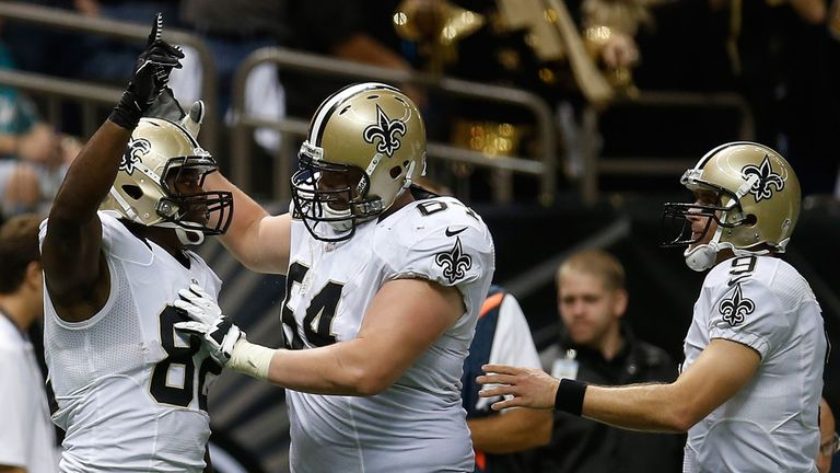 Saints to go marching on against the Jets