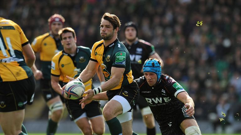 Ben Foden: England regular and Saints stalwart